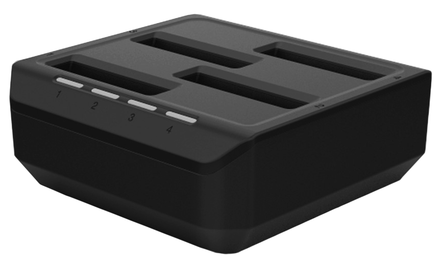 4 Slot Battery Charger