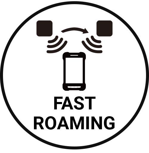 Fast roaming