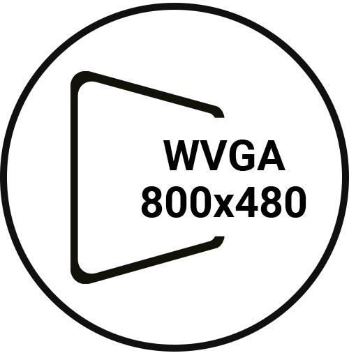 WVGA 800x480