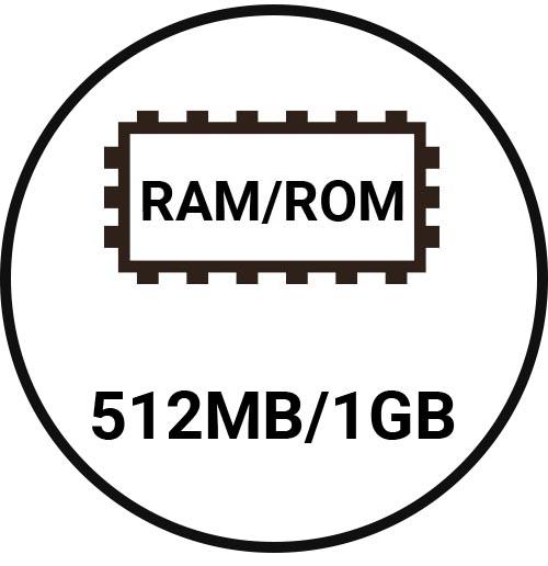 512MG/1GB