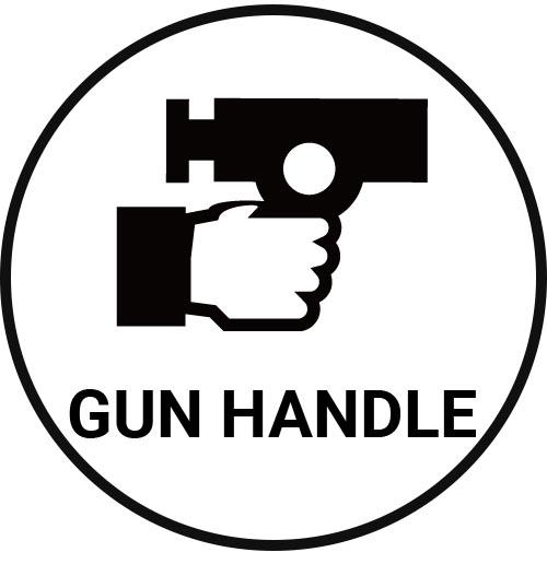 Gun handle