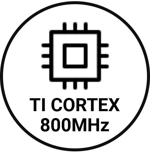 Cortex TI 800MHz