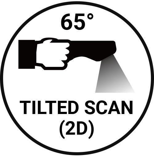 Tilted Scan 65