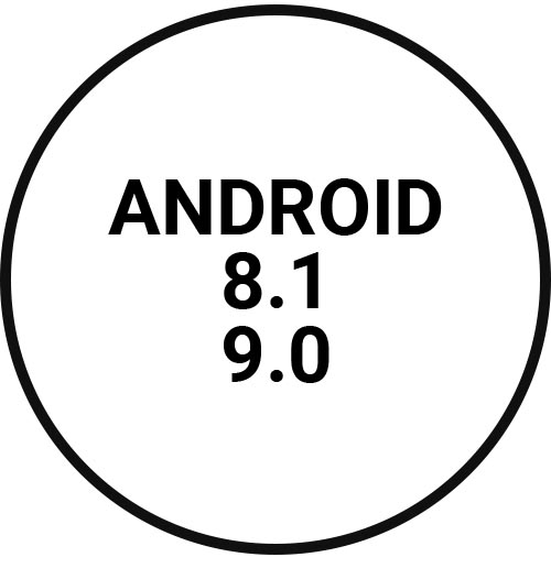 Android 8.1/9.0