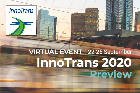 InnoTrans 2020 PREVIEW