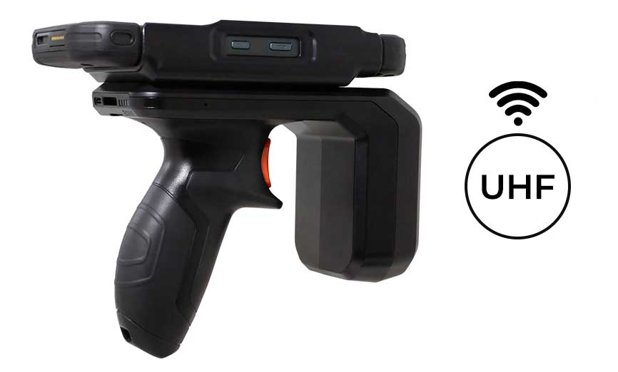 Gun Handle with RFID (RF851)
