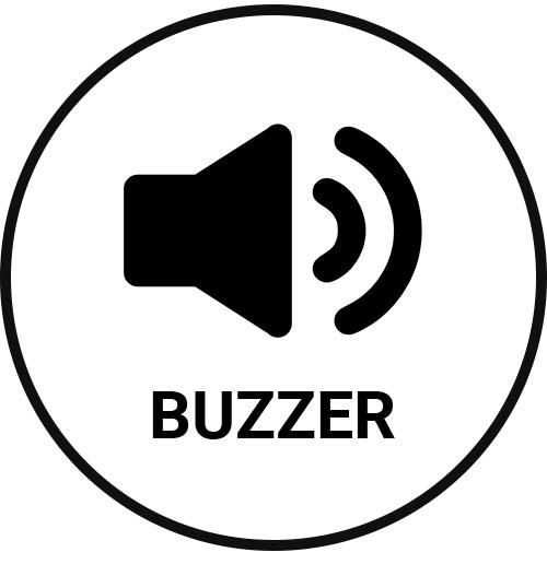 PM5 buzzer