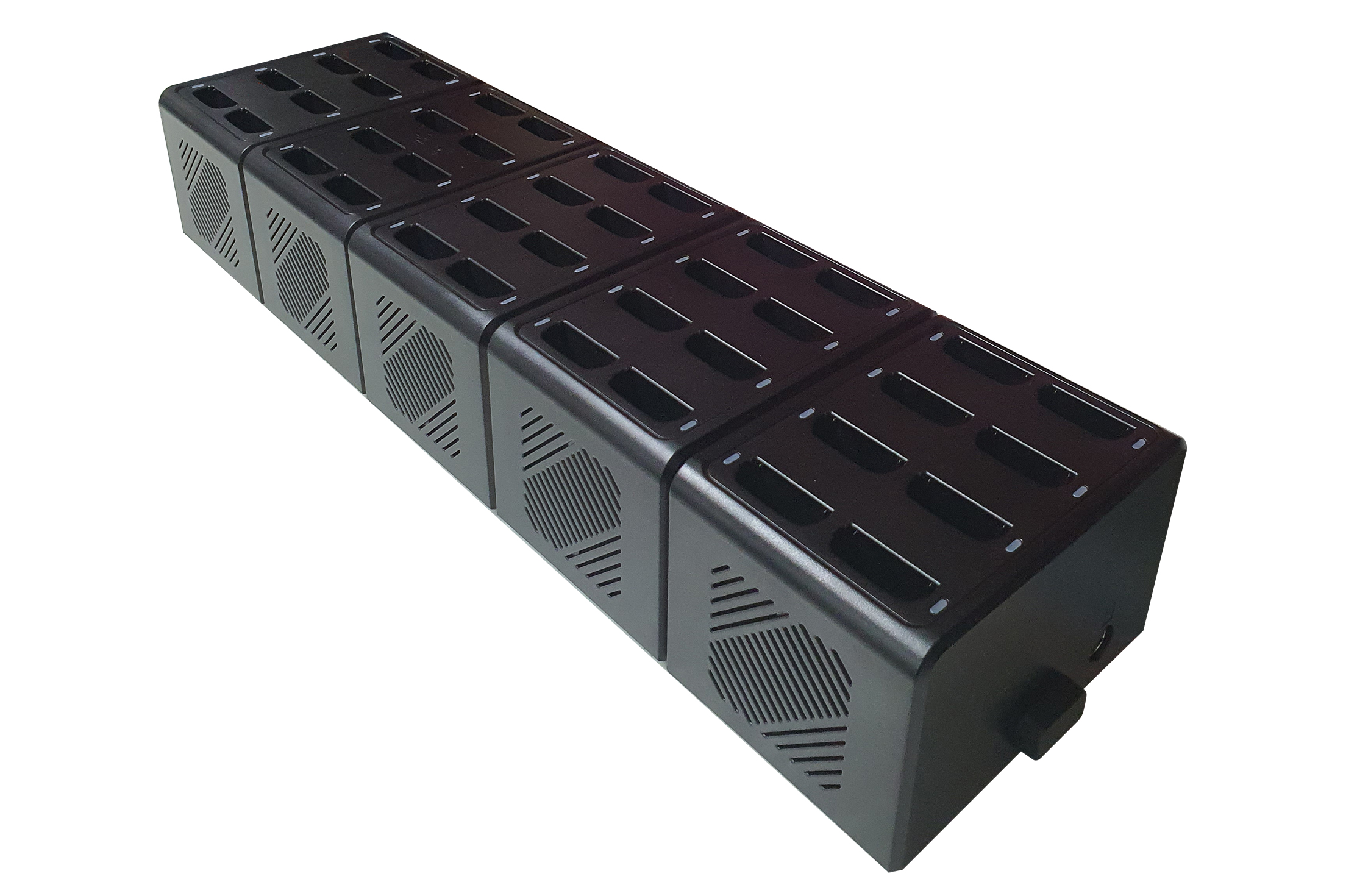 40 Slot Battery Charger