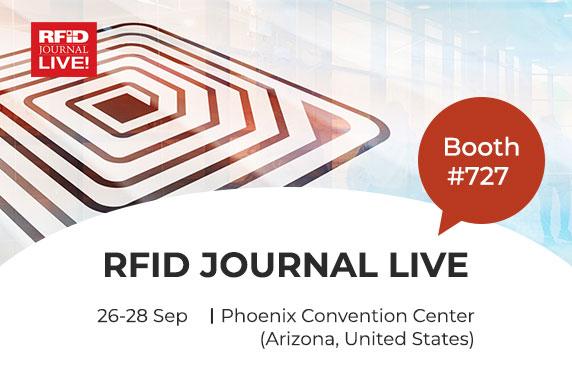 RFID Journal LIVE! 2021