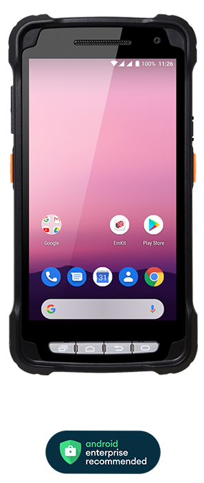 Point Mobile PM90 Android Enterprise Recommended