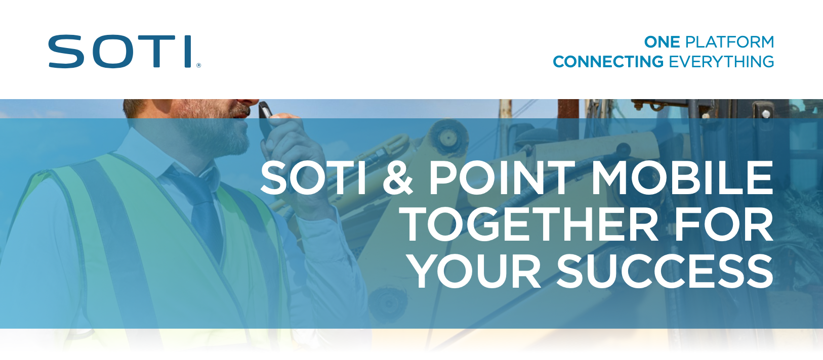 Point Mobile and SOTI collaboration