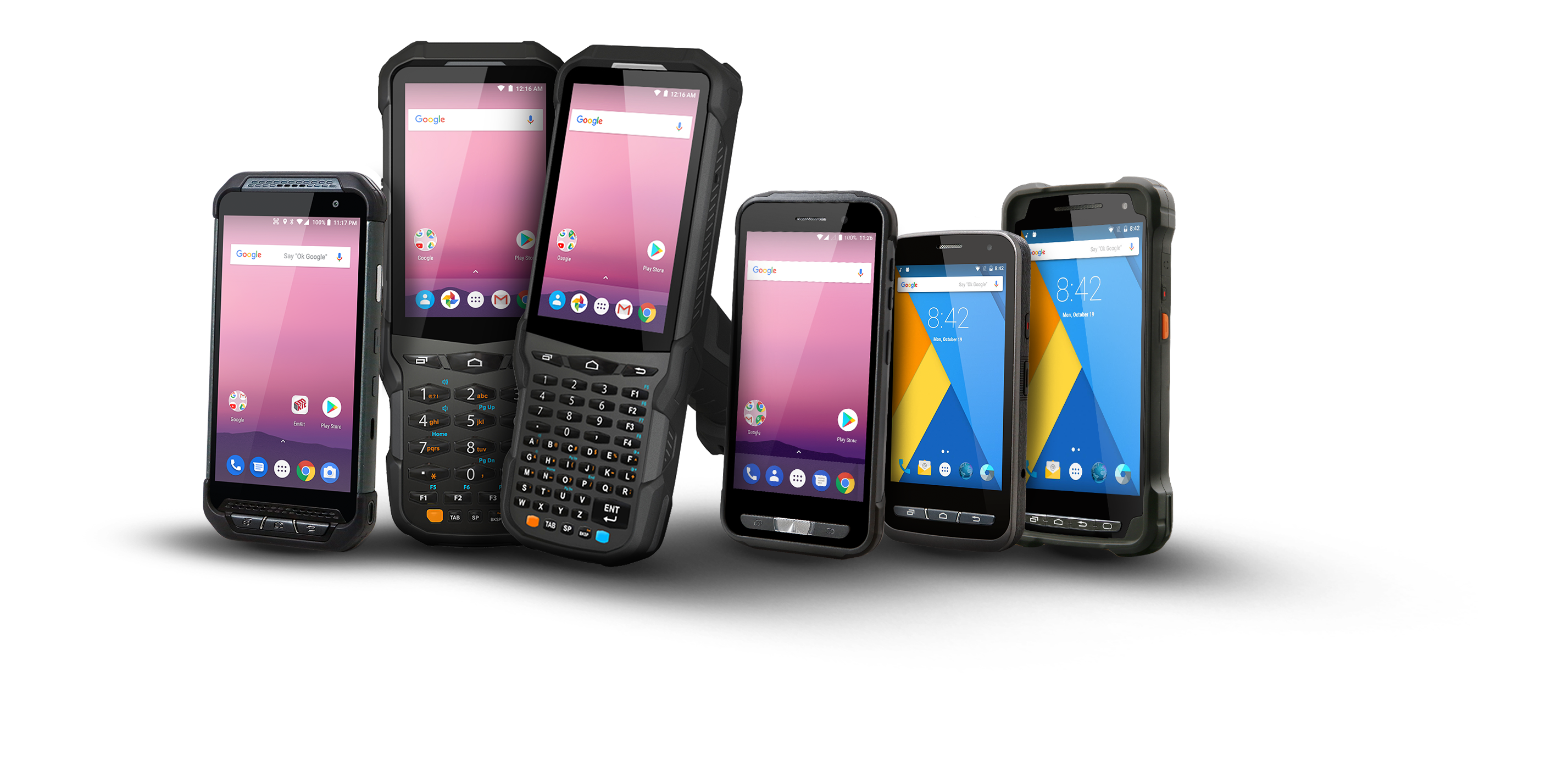 SOTI certified devices by Point Mobile
