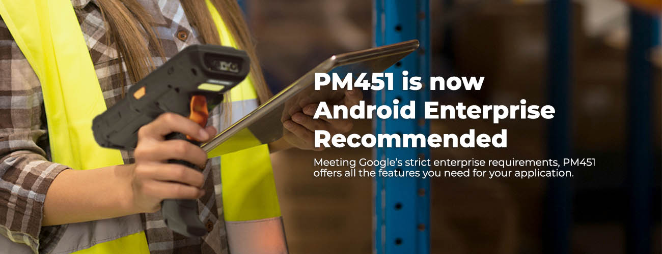Point Mobile PM451 AER validated