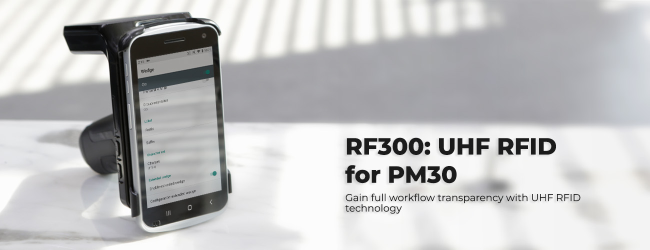 RF300 product launch